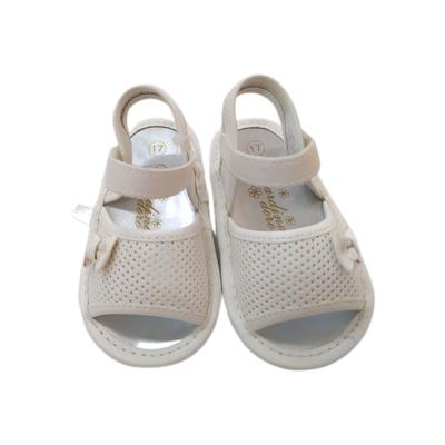 Παπούτσια αγκαλιάς λευκά (Μεγέθη: 16,17)