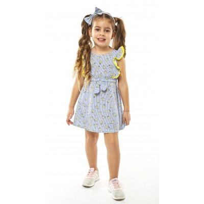 Φόρεμα & στέκα (Μεγέθη: 1)