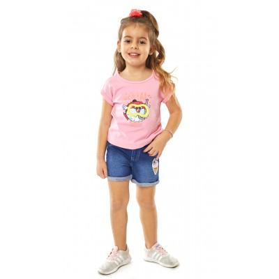 Σετ μπλούζα & σορτς Ebita (Μεγέθη: 1)