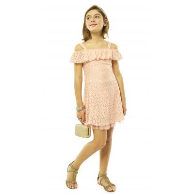 Φόρεμα ροζ (Μεγέθη: 8)