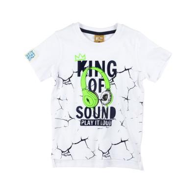 Μπλούζα King Of Sound (Μεγέθη: 2,3)