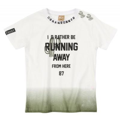Μπλούζα/Running away (Μεγέθη: 8,10,16)