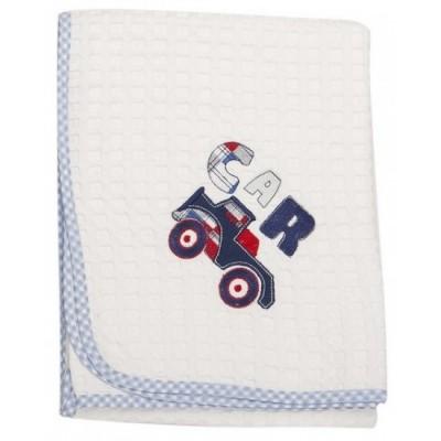 Κουβέρτα πικέ αγκαλιάς/CAR