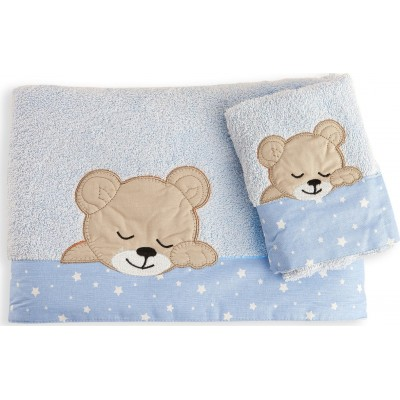 Σετ πετσέτες 2τμχ. Sleeping Bear