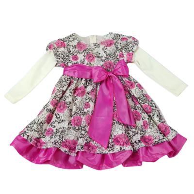 Φόρεμα με φιόγκο (Μεγέθη: 3)