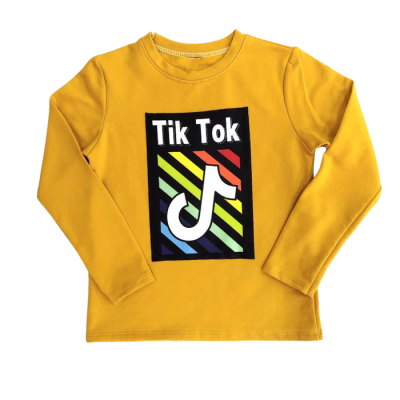 Μπλούζα Tik Tok (Μεγέθη: 4,6,8,10,12,14,16)
