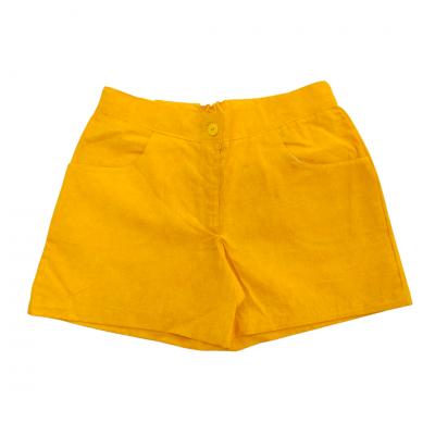 Σορτς σταθερό σκούρο κίτρινο (Μεγέθη: 14)