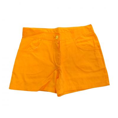 Σορτς σταθερό πορτοκαλί (Μεγέθη: 10)