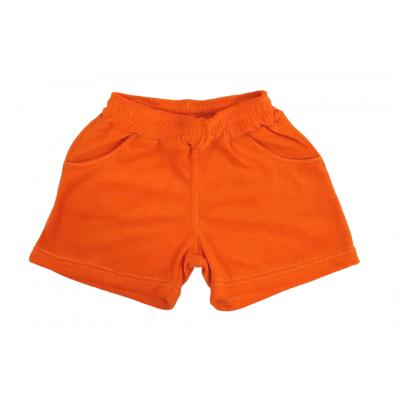 Σορτς αθλητικό πορτοκαλί (Μεγέθη: 6,10,14)