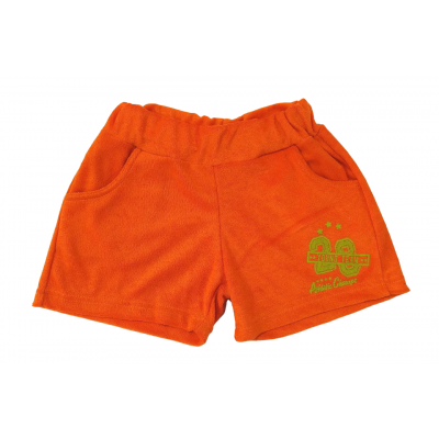 Σορτς αθλητικό πορτοκαλί (Μεγέθη: 10,14,16)