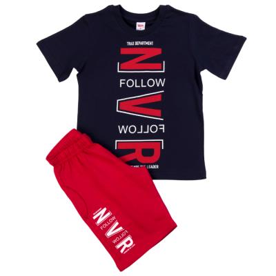 Σετ μπλούζα & βερμούδα/NVR (Μεγέθη: 6)