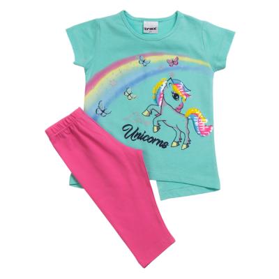 Σετ μπλούζα & κολάν/Unicorn (Μεγέθη: 1,3)
