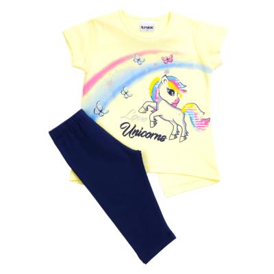 Σετ μπλούζα & κολάν/Unicorn (Μεγέθη: 1)