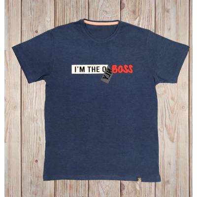 Εφηβική Μπλούζα Boss (Μεγέθη: L,XL,2XL)