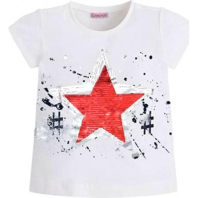Μπλούζα με πούλιες (Μεγέθη: 6)