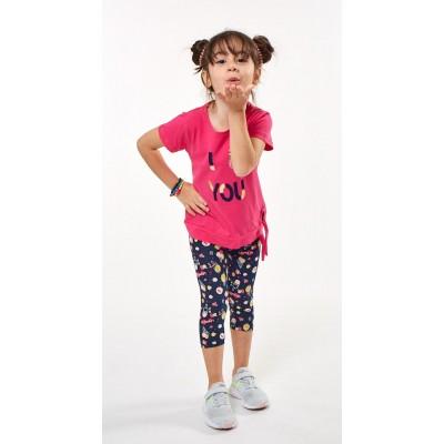 Σετ μπλουζοφόρεμα & κολάν (Μεγέθη: 1,2,3,4,5,6)