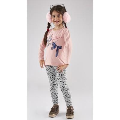 Σετ μπλούζα & κολάν Princess (Μεγέθη: 1,2,4)