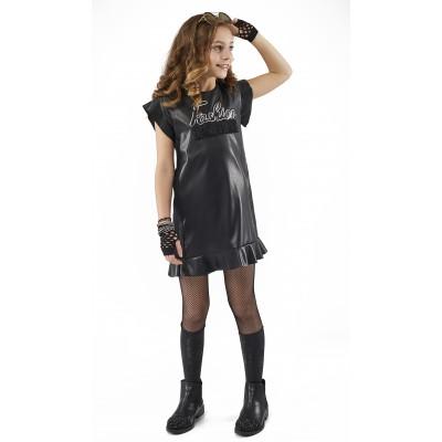 Φόρεμα μαύρο (Μεγέθη: 6,8,10,12,14,16)