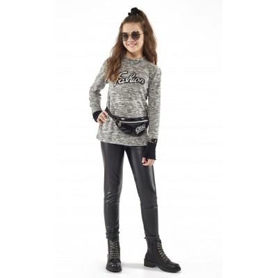 Μπλούζα με τσαντάκι μέσης Fashion (Μεγέθη: 12)