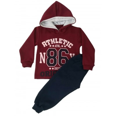 Σετ φόρμας Athletic 86 (Μεγέθη: 2,3,5)