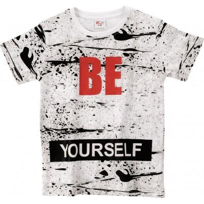 Μπλούζα/Be yourself (Μεγέθη: 6,10,14)