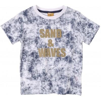 Μπλούζα Sand & waves (Μεγέθη: 2,3,4,5,6)