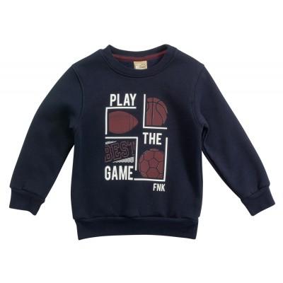 Μπλούζα/Play the game (Μεγέθη: 1,2,3,4,5)