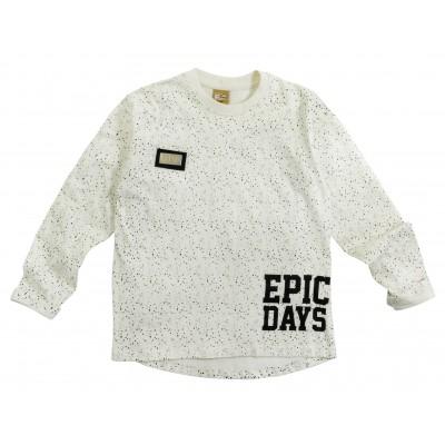 Μπλούζα μες πιτσιλιές/Epic Days (Μεγέθη: 6,14,16)