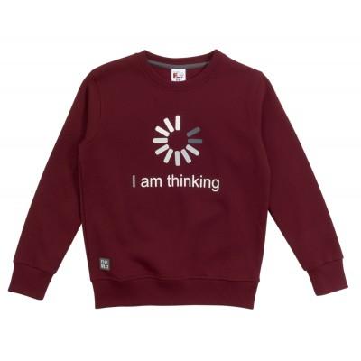 Μπλούζα/I am thinking (Μεγέθη: 6,8,10,12,14)