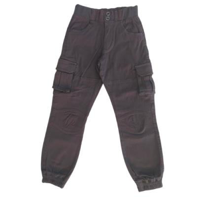 Παντελόνι υφασμάτινο με τσέπες (Μεγέθη: 6,8,12,16)