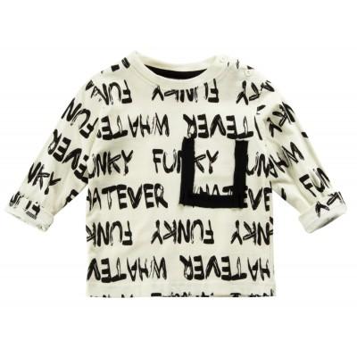 Μπλούζα (Μεγέθη: 6Μ,12Μ,24Μ)
