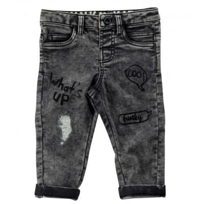 Παντελόνι τζιν (Μεγέθη: 6Μ,9Μ,24Μ)