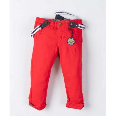 Παντελόνι με τιράντες (Μεγέθη: 6)