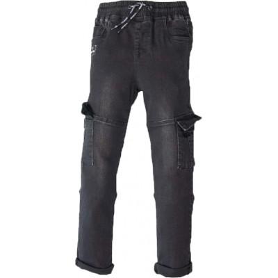 Παντελόνι με λάστιχο (Μεγέθη: 8,12,14,16)