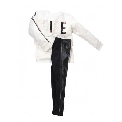 Σετ μπλούζα & κολάν RISE (Μεγέθη: 6,8,10,12,14,16)