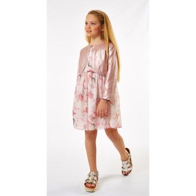 Σετ φόρεμα και μπολερό (Μεγέθη: 14)