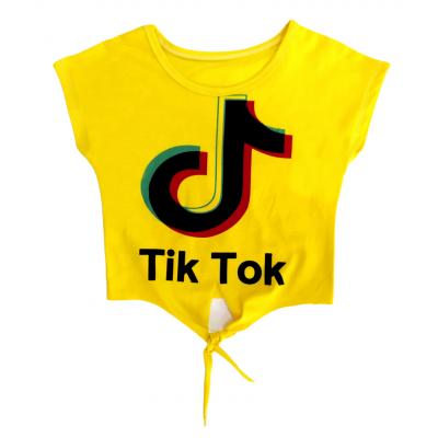 Μπλούζα Tik Tok (Μεγέθη: 4,6)