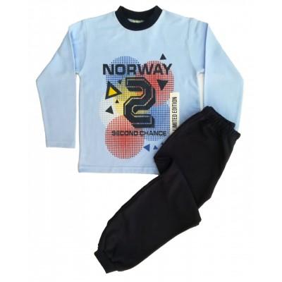 Πυτζάμα NORWAY (Μεγέθη: 6,8,10,12,14)