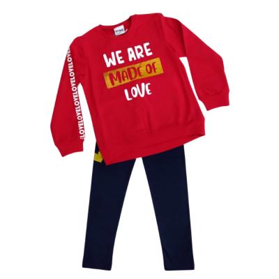 Σετ μπλουζοφόρεμα & κολάν (Μεγέθη: 6,8,10,12,14,16)